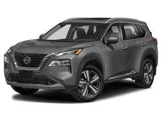 New 2021 Nissan Rogue SL SUV for sale in Santa Fe, NM