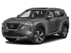 New 2021 Nissan Rogue SL SUV For Sale in Logan, UT