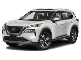 New 2021 Nissan Rogue SL AWD SL for sale near you in Centennial, CO