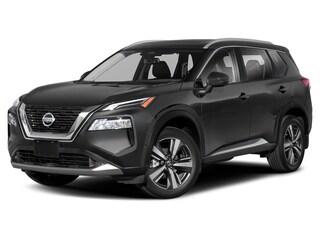 2021 Nissan Rogue Platinum SUV JN8AT3DD7MW301611 17612N