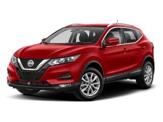 New 2021 Nissan Rogue Sport SV SUV Ames, IA