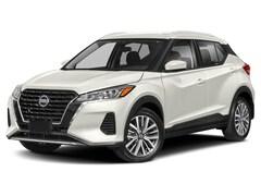 New 2021 Nissan Kicks SV SUV in South Burlington