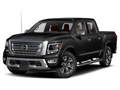 2021 Nissan Titan Platinum Reserve Truck