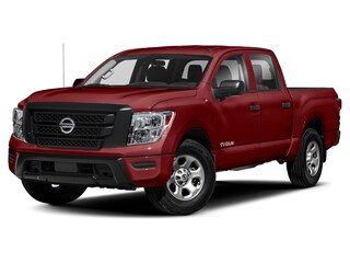 2021 Nissan Titan Truck Crew Cab