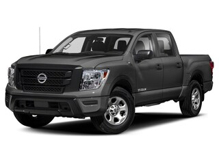 2021 Nissan Titan S Truck Crew Cab