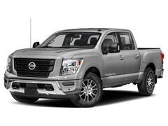 New 2021 Nissan Titan SV Truck Crew Cab in Wallingford CT