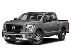 New 2021 Nissan Titan SV Truck Crew Cab 4x4 in Williamsburg, VA
