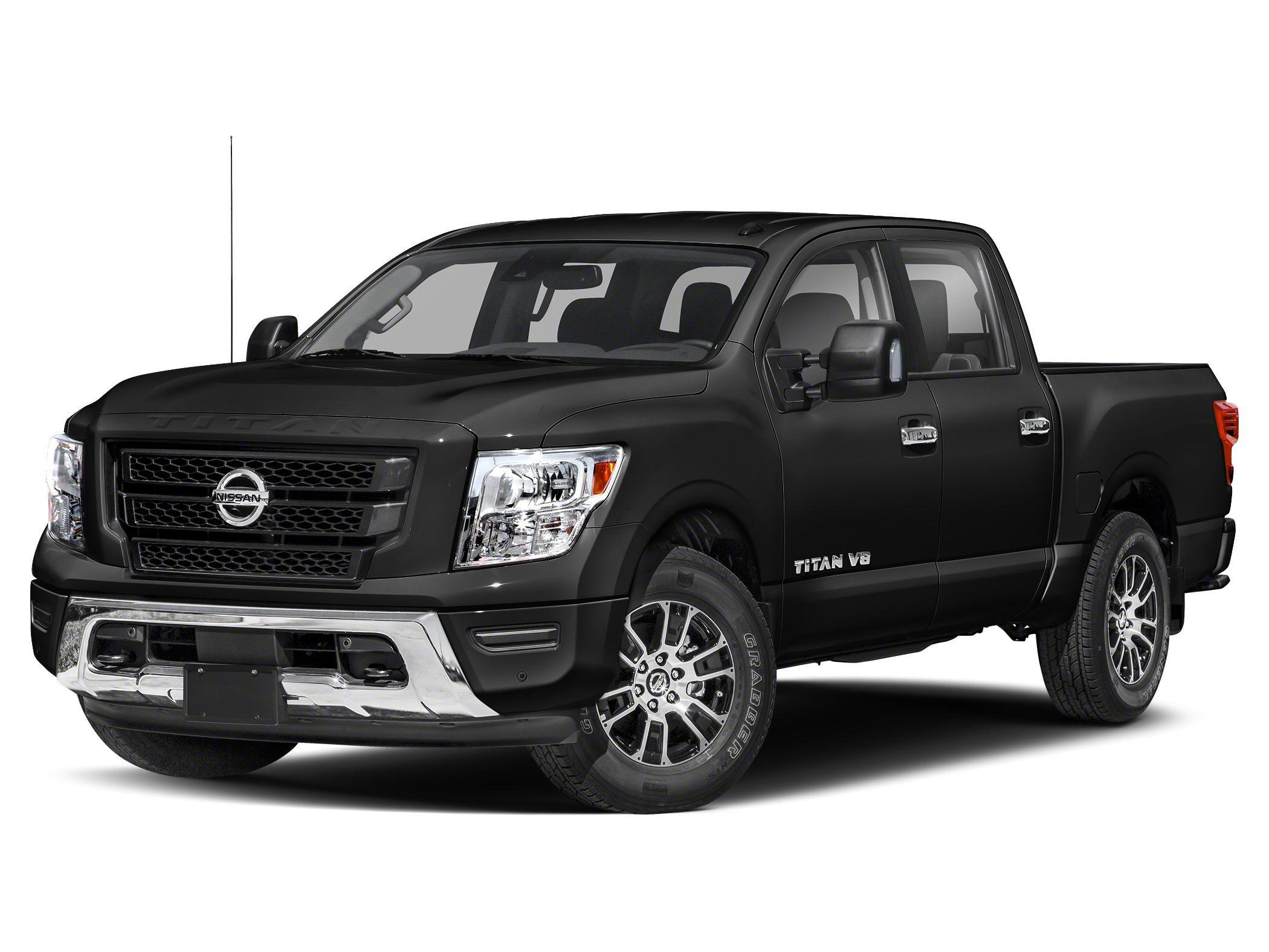 2021 Nissan Titan Truck