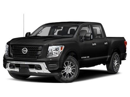 2021 Nissan Titan SV Truck Crew Cab