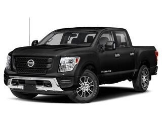 2021 Nissan Titan SV Truck Crew Cab 1N6AA1ED2MN517745