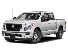 New 2021 Nissan Titan SV Truck for Sale in Palatka FL at Beck Nissan