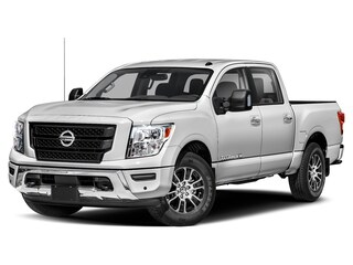 New 2021 Nissan Titan SV Truck Crew Cab for sale in Aurora, CO