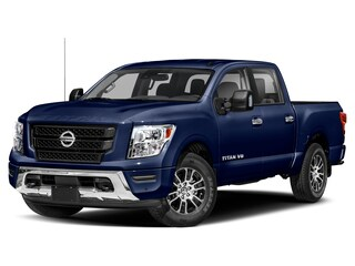 2021 Nissan Titan SV 4x4 Crew Cab SV for sale near you in Centennial, CO