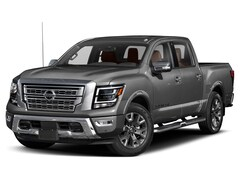 2021 Nissan Titan Platinum Reserve Truck Crew Cab