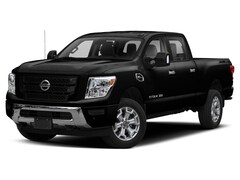New 2021 Nissan Titan XD SV Truck Crew Cab in South Burlington