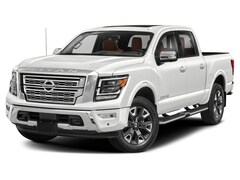 New 2021 Nissan Titan XD Platinum Reserve Truck Crew Cab in Grand Junction