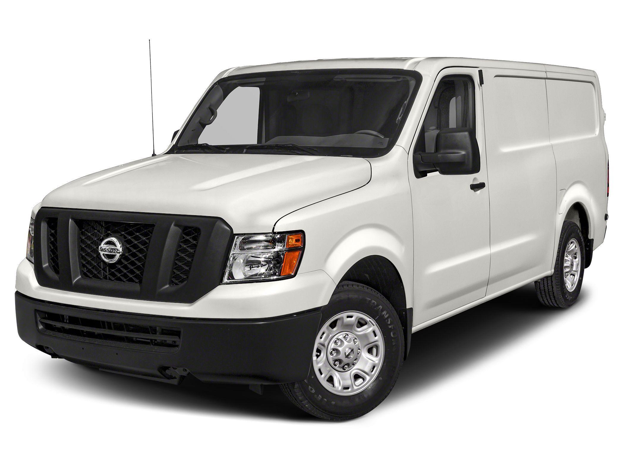 2021 Nissan NV Cargo NV1500 Van Cargo Van