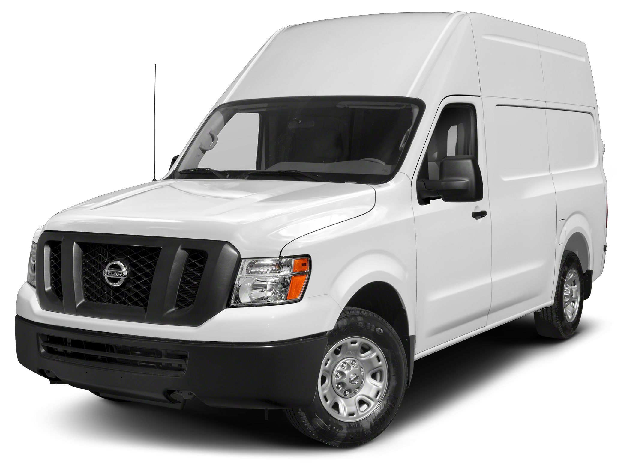 2021 Nissan NV Cargo NV2500 HD Van High Roof Cargo Van