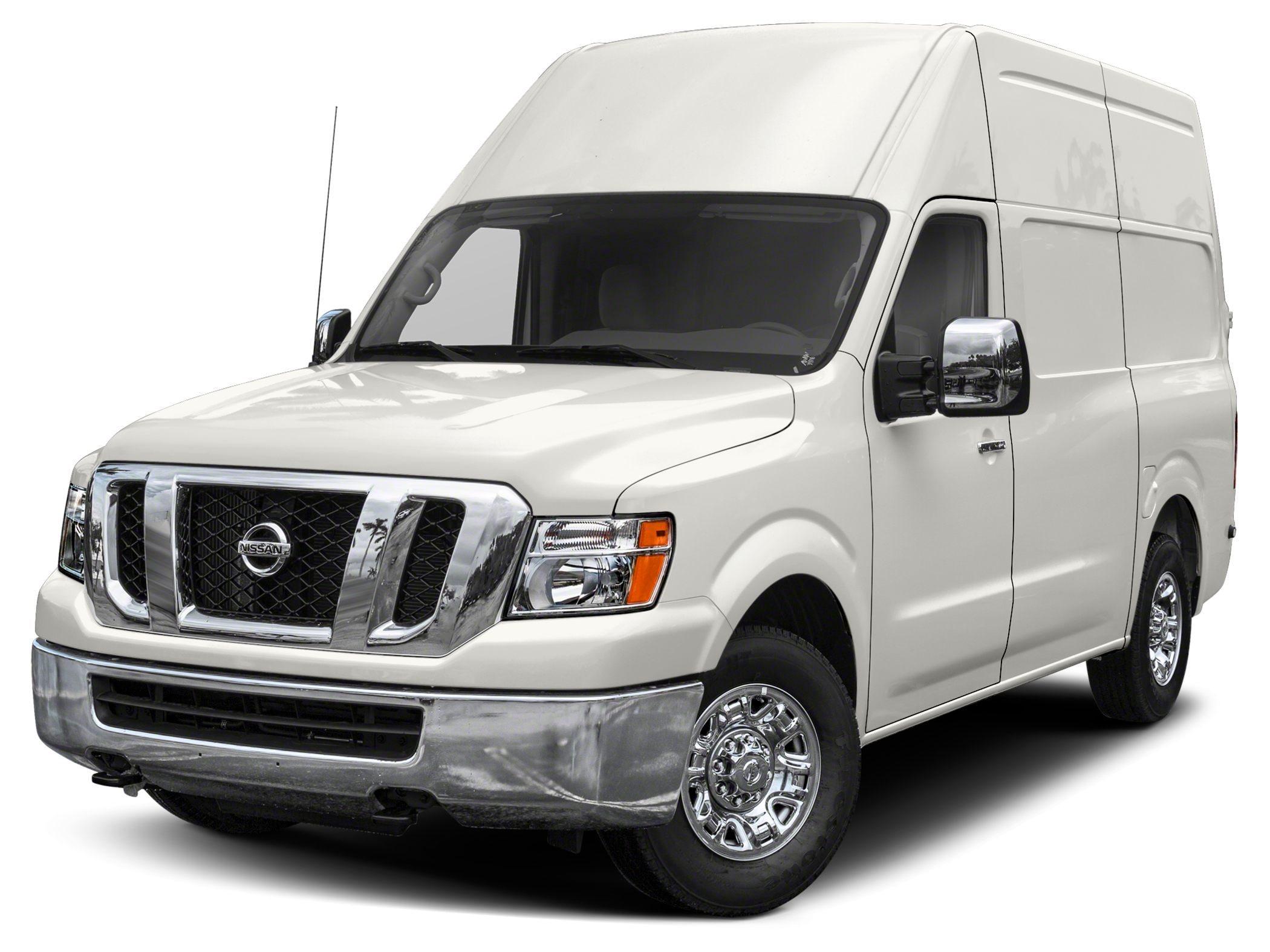 2021 Nissan NV Cargo NV3500 HD Van High Roof Cargo Van