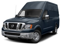 2021 Nissan NV Cargo NV3500 HD SL V8 Van High Roof Cargo Van