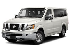 2021 Nissan NV Passenger NV3500 HD SL V8 Van Passenger Van