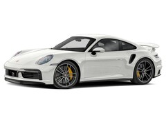 2021 Porsche 911 Turbo S Coupe