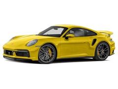 2021 Porsche 911 Turbo Coupe