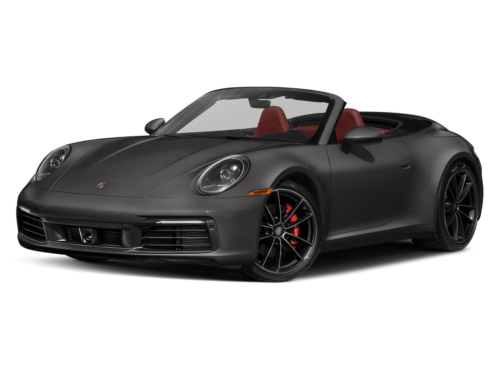 2021 Porsche 911 Carrera Cabriolet