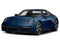 2021 Porsche 911 Targa 4S Coupe
