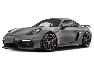 2021 Porsche 718 Cayman GTS 4.0 Coupe