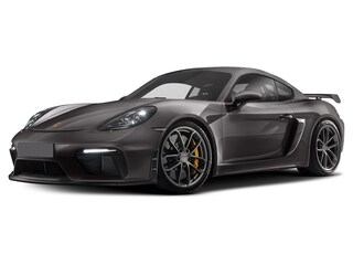New 2021 Porsche 718 Cayman GTS 4.0 Coupe for sale in Nashville, TN