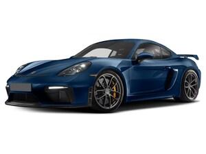 2021 Porsche 718 Cayman GT4