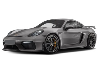 New 2021 Porsche 718 Cayman GT4 Coupe for sale in Norwalk, CA at McKenna Porsche