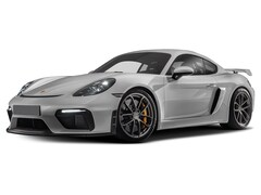 New  2021 Porsche 718 Cayman GT4 Coupe for sale in Milwaukee, WI