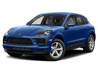 New 2021 Porsche Macan S SUV for sale in Norwalk, CA at McKenna Porsche
