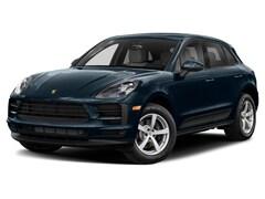 New 2021 Porsche Macan Turbo Sport Utility Boston