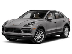 2021 Porsche Cayenne Coupe Turbo SUV
