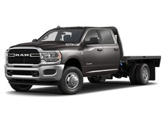 New 2021 Ram 3500 Chassis Cab 3500 TRADESMAN CREW CAB CHASSIS 4X4 60 CA Crew Cab For Sale in Alto, TX