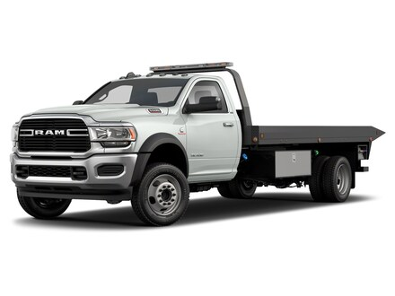 2021 Ram 5500 Chassis Tradesman/SLT Truck Regular Cab