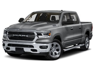 New 2021 Ram 1500 Big Horn/Lone Star Truck Crew Cab