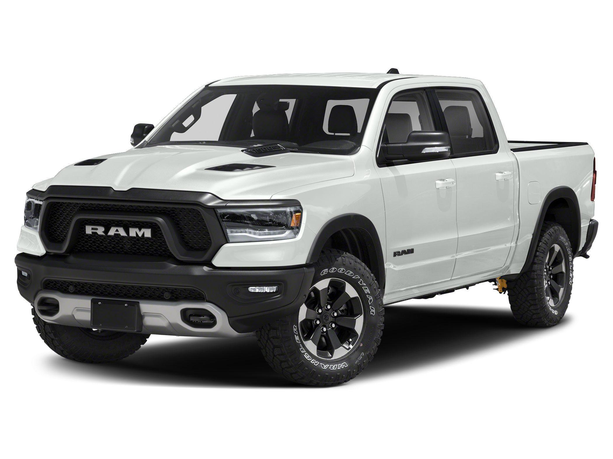 2021 Ram 1500 Crew Cab