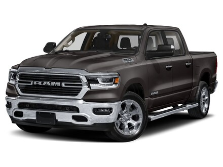 Featured new cars, trucks, and SUVs 2021 Ram 1500 BIG HORN CREW CAB 4X4 5'7 BOX Crew Cab for sale near you in Somerset, PA