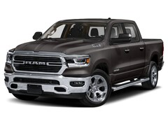 New 2021 Ram 1500 BIG HORN CREW CAB 4X4 5'7 BOX Crew Cab 1C6SRFFT9MN513976 in-North-Platte-NE