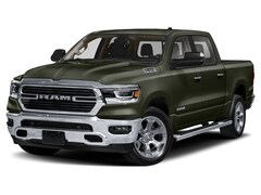 2021 Ram 1500 BIG HORN CREW CAB 4X4 5'7 BOX Crew Cab For Sale In Wisconsin Rapids, WI
