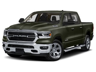 Commercial work vehicles 2021 Ram 1500 BIG HORN CREW CAB 4X4 5'7 BOX Crew Cab for sale near you in Blairsville, PA