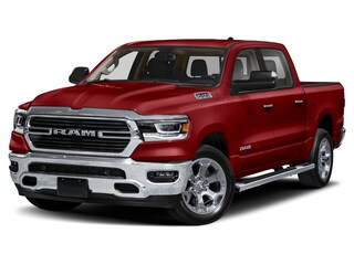 New commercial pickup trucks and cargo vans 2021 Ram 1500 BIG HORN CREW CAB 4X4 5'7 BOX Crew Cab for sale near you in Somerset, PA