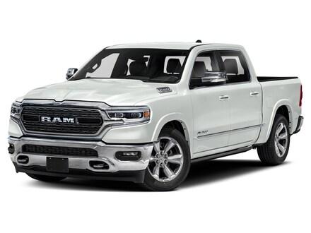 2021 Ram 1500 LIMITED CREW CAB 4X4 5'7 BOX Crew Cab