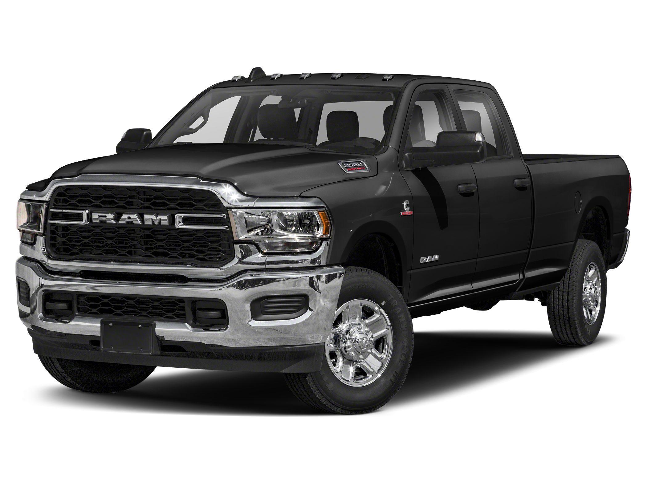 2021 Ram 2500 Truck Crew Cab