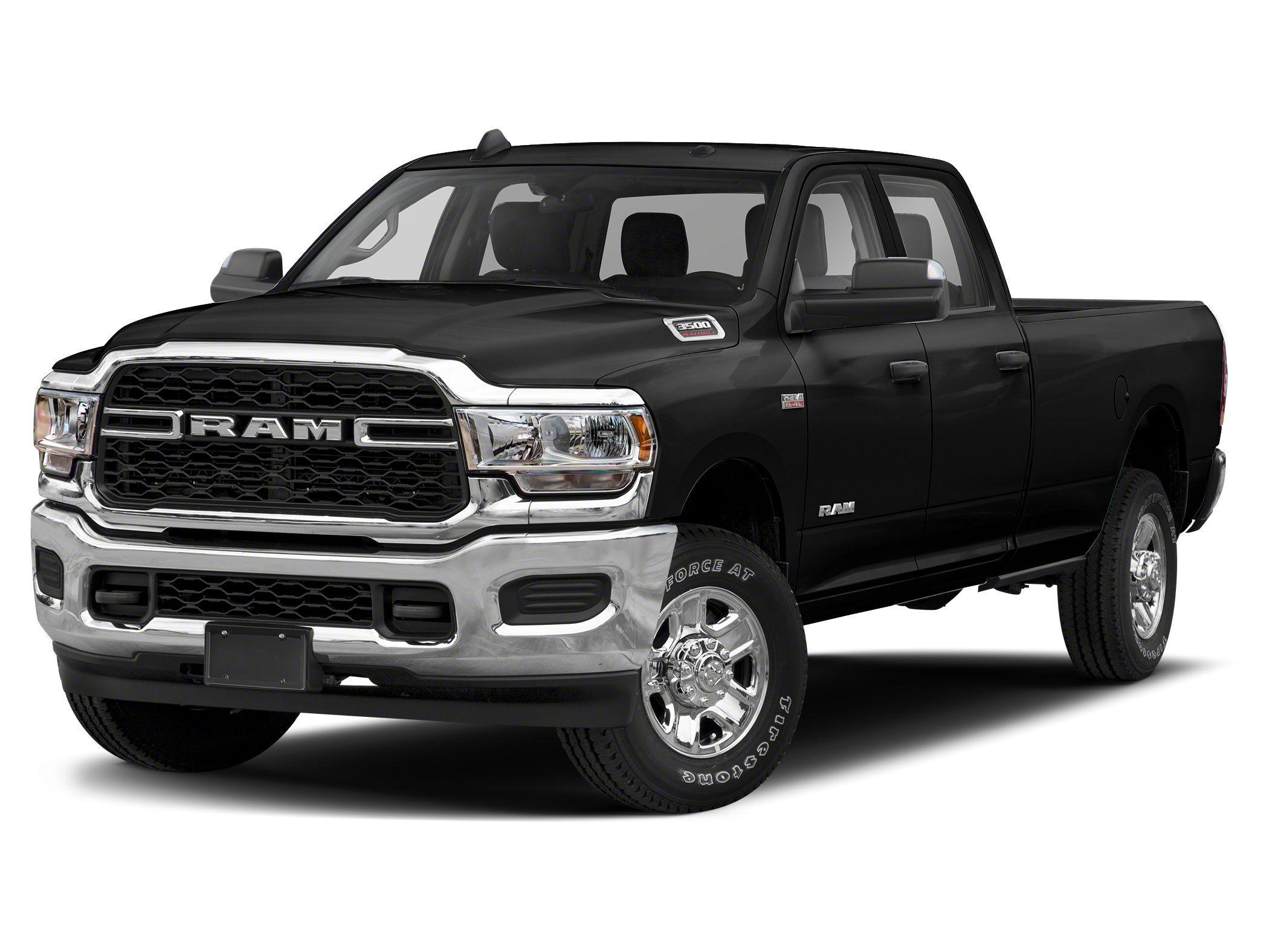 2021 Ram 3500 Truck Crew Cab