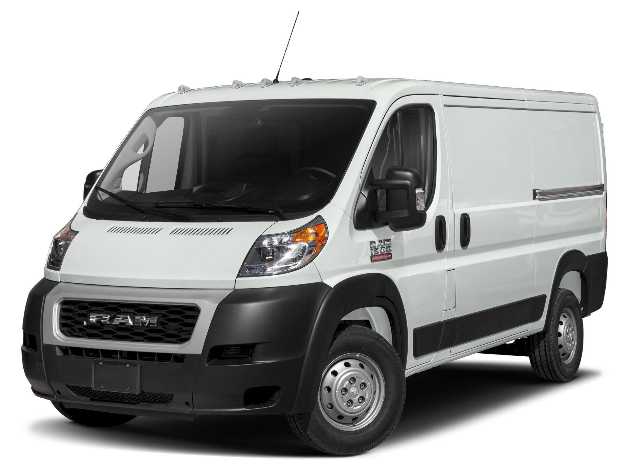2021 Ram ProMaster 1500 Cargo Van